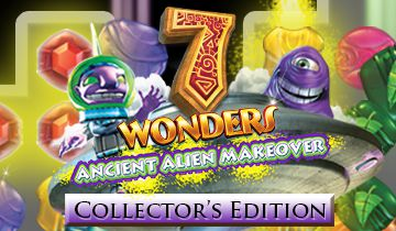 7 Wonders: Alien Ancient Makeover Edition Collector à télécharger - WebJeux