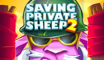 Saving Private Sheep 2 à télécharger - WebJeux