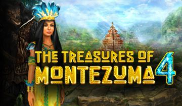 The Treasures of Montezuma 4 à télécharger - WebJeux