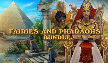 Fairies and Pharaohs Bundle à télécharger - WebJeux