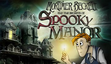 Mortimer Beckett and the Secrets of Spooky Manor à télécharger - WebJeux