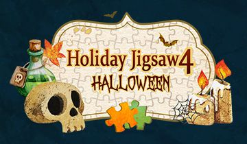 Holiday Jigsaw Halloween 4 à télécharger - WebJeux