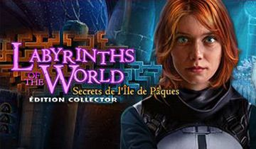 Labyrinths of the World: Secrets de l'Île de Pâques Édition Collector à télécharger - WebJeux