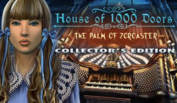 House of 1000 Doors: The Palm of Zoroaster Edition Collector à télécharger - WebJeux