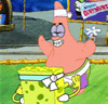 SpongeBob SquarePants : Bikini Bottom Bust Up