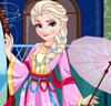 Queen Elsa Time Travel - China