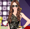 Miley Cyrus Dress-up Game