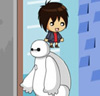 Big Hero 6 City Adventure