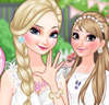 Frozen Sisters' Birthday Party