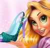 Design Rapunzel's Princess Shoes