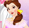 Princess Belle Royal Makeup