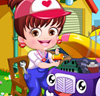 Baby Hazel Mechanic Dress-Up