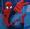 Ultimate Spider-Man Cyber Sabotage