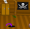 Super Sneaky Pirate Room Escape